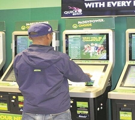 Fixed Odds Betting Machines Are A Social Pariah