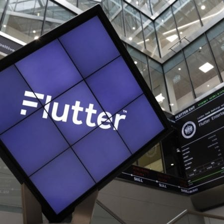 Flutter Entertainment Reports Massive Figures in 2020